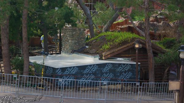 Disneyland Resort, Disneyland, Critter, Country, Closed, Refurbishment, Refurbish, Refurb, Splash, Mountain, Winnie, Pooh, Briar, Patch, Hungry, Bear, Restaurant