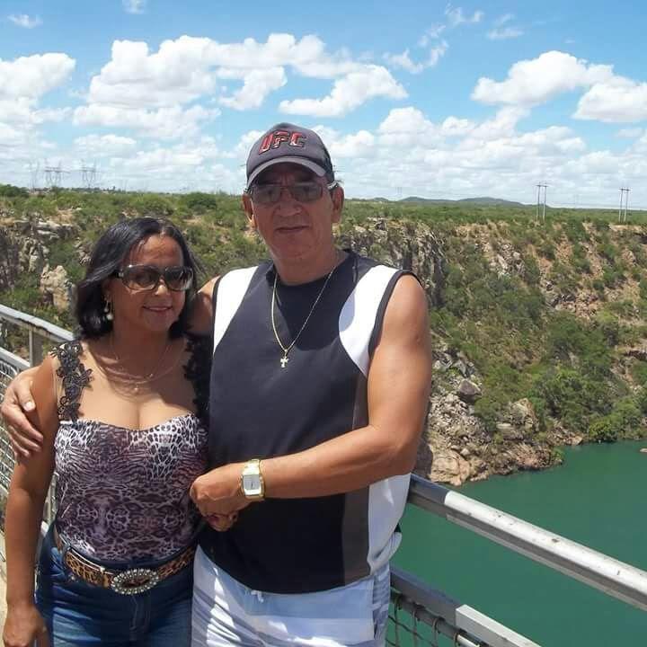 Mulher natural de Santaluz e companheiro dela foram mortos a tiros em Salvador | Foto: Redes Sociais