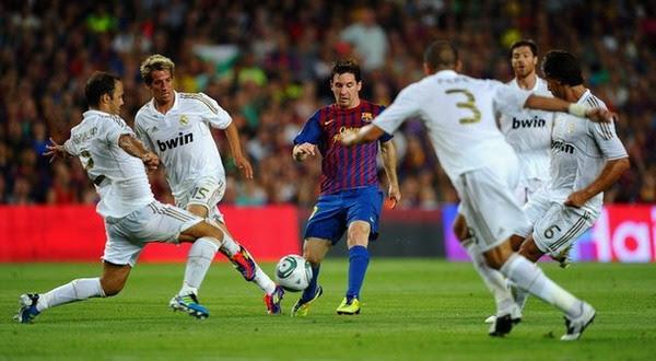 Barcelona dan Real Madrid menguasai hak siar di La Liga/Getty Images