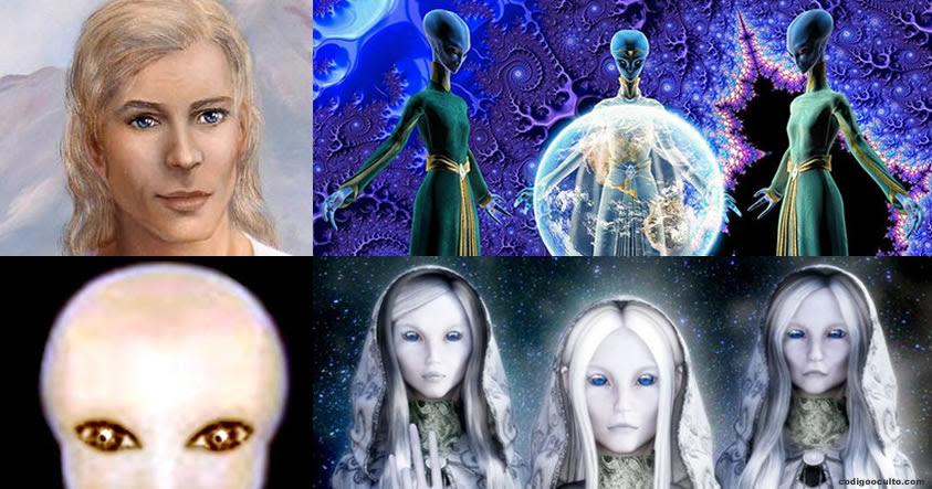 Resultado de imagen para El Dr. Steven Greer revela las razas de extraterrestres conocidas por el Gobierno