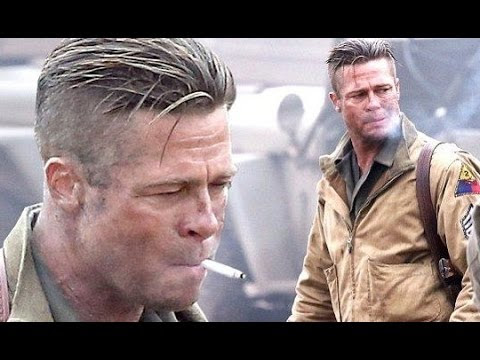 Brad Pitt Fury Frisur Vinpearl Baidaiinfo