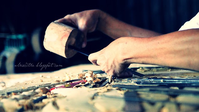 tangan seni