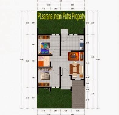 Kumpulan Gambar Rumah Minimalis Modern Type 3660