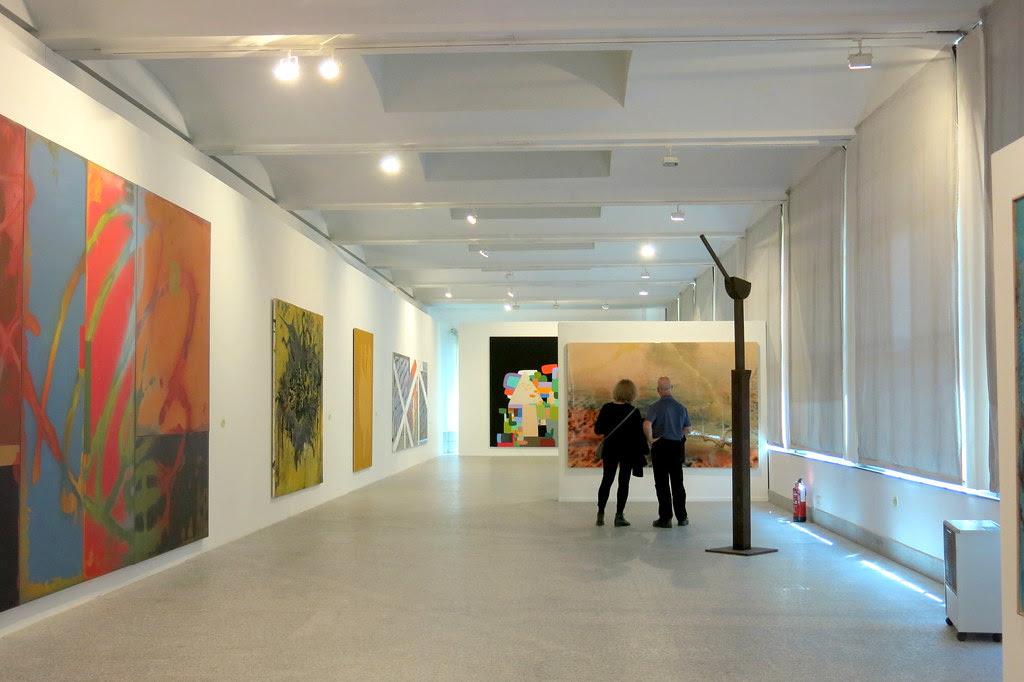 Colección AENA de arte contemporáneo