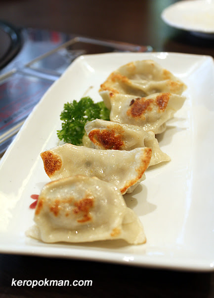 Korean Pot Stickers