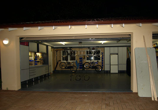 Garage Outfitters Fitting Out Garages Australia Wide