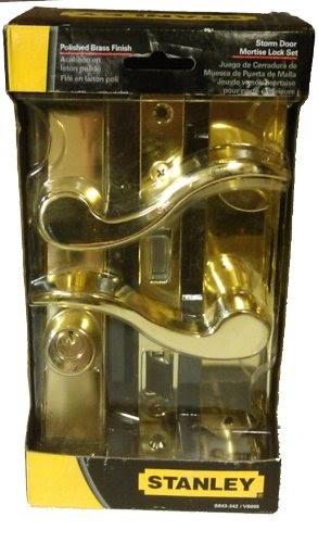 Great Price Stanley V8095 For Stanley Storm Door Mortise