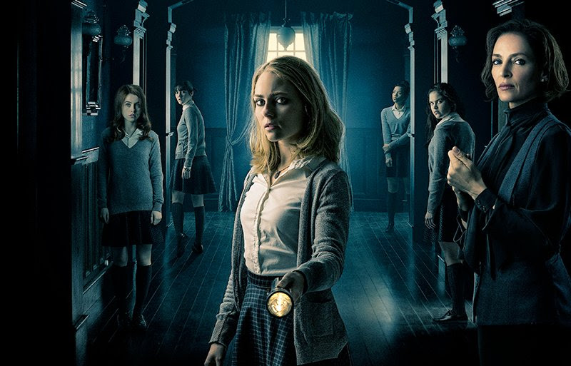 Welcome to Blackwood in Down a Dark Hall Official Trailer and Poster