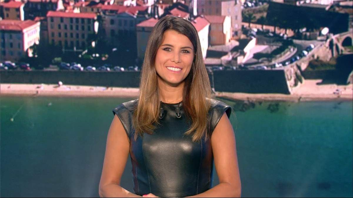 Karine Ferri Tirage Loto TF1 le 01.07.2017  Les Caps de TomA