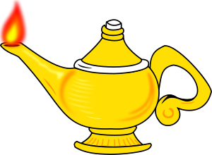 An oil lamp, the symbol of nursing in many cou...