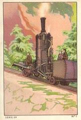 chemin de fer m 1