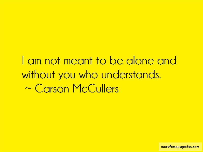 Am Alone Without You Quotes Top 35 Quotes About Am Alone Without