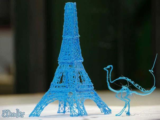 3D Doodler: Το πρώτο στυλό που ζωγραφίζει σε 3D (11)