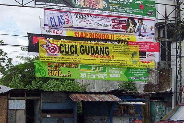 Contoh Gambar Reklame Baliho - desain banner kekinian