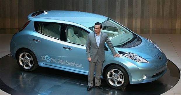 Nissan Motor Co. is aiming to be the world's No. 1 in green cars ...