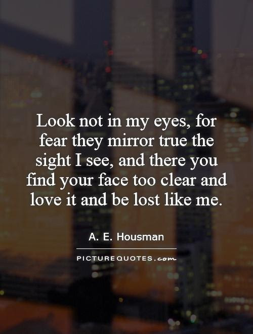 Love Your Eyes Quotes