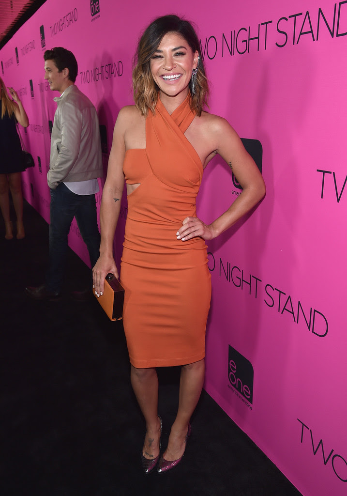'Two Night Stand' Premieres in Hollywood