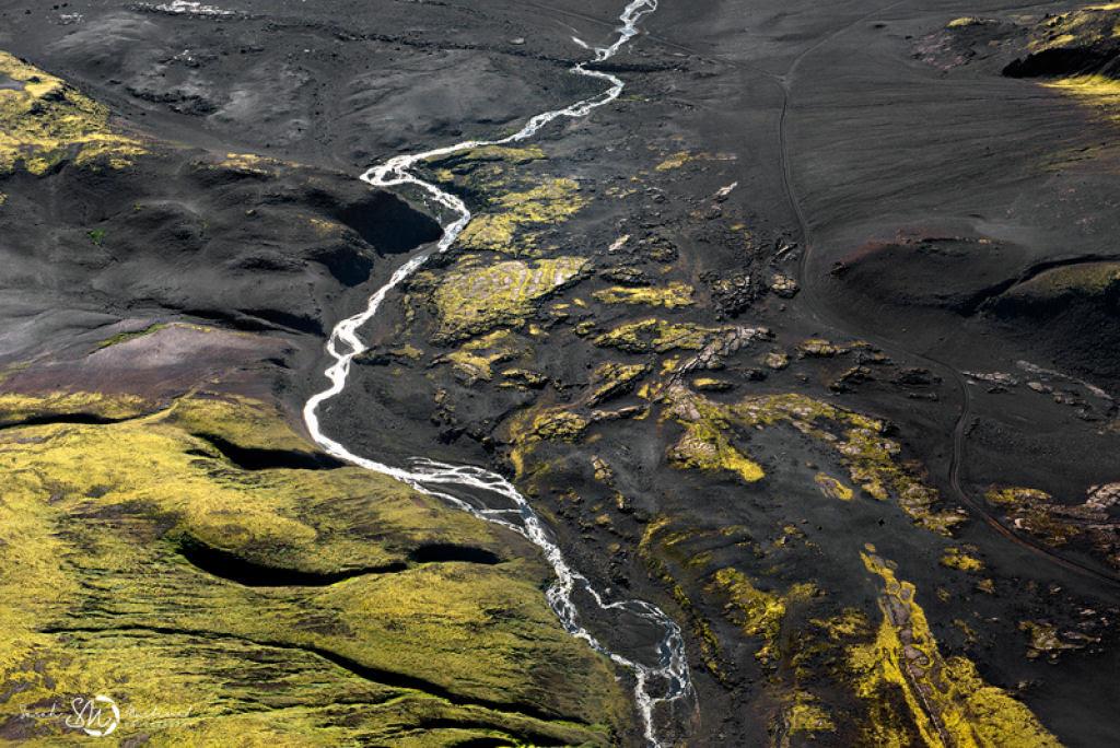 Impressionantes fotos aéreas das paisagens da Islândia 04