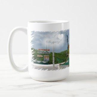 Cozumel Shopping Mug mug