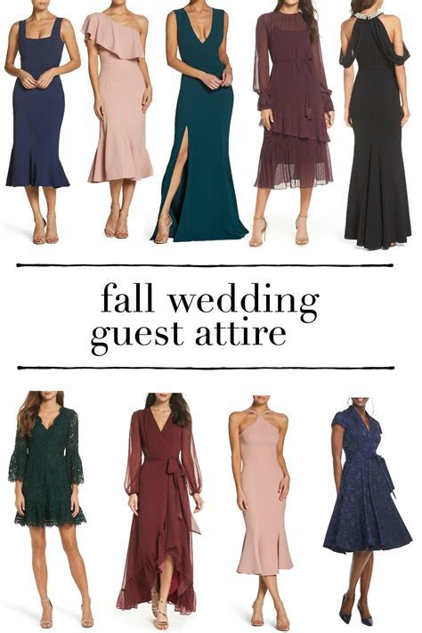 FALL WEDDING GUEST ATTIRE   STEPHANIE STERJOVSKI