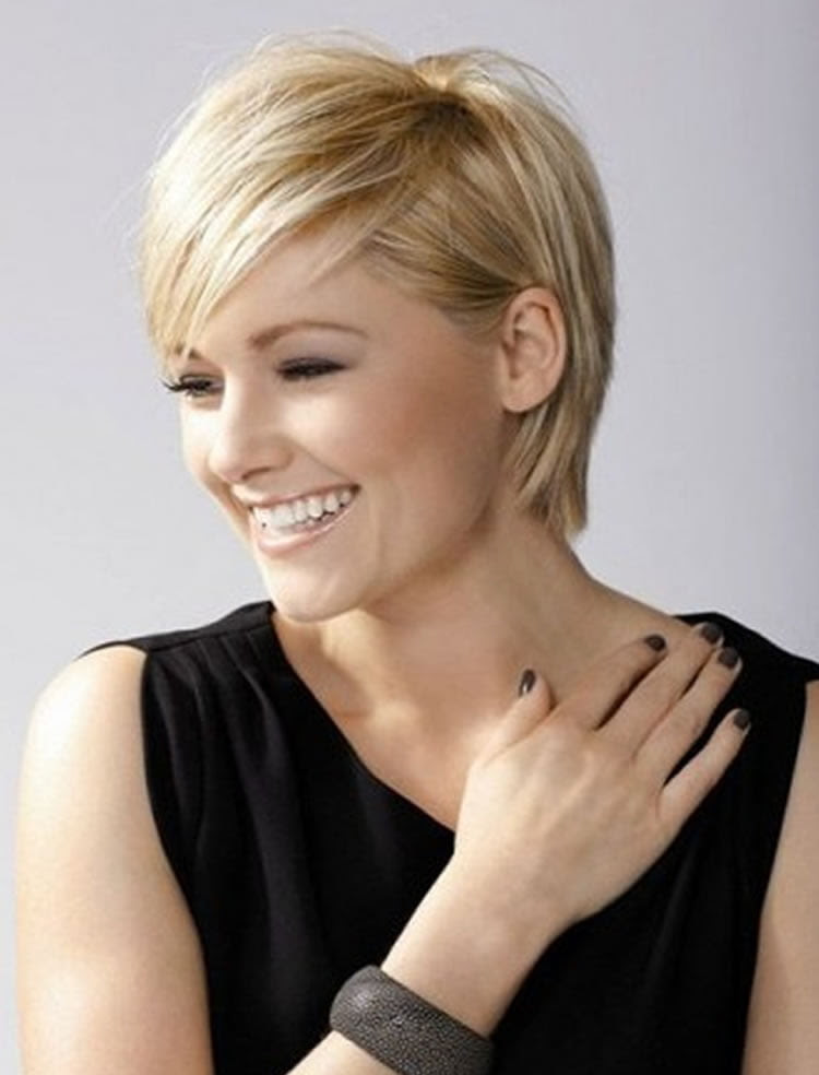 2018 Pixie Hairstyles And Haircuts For Women Over 40 To 60 Haircuts