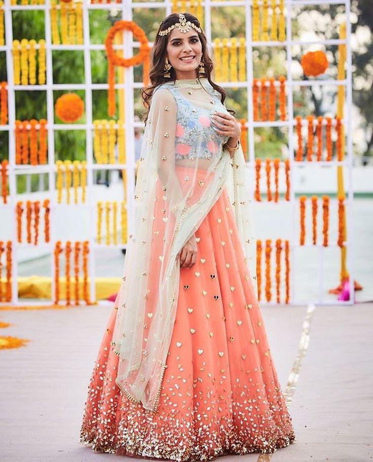 61 Wedding Dresses Indian