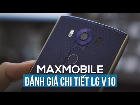 Địa chỉ mua LG V10 - siêu phẩm mới của LG