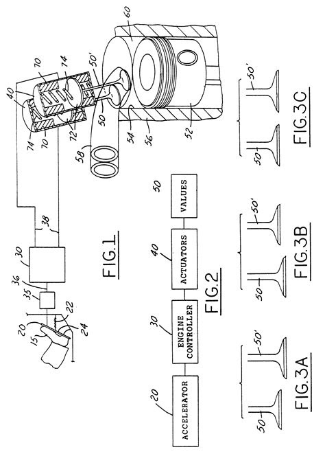Patent US6553961 - Intake valve timing in multi-valve