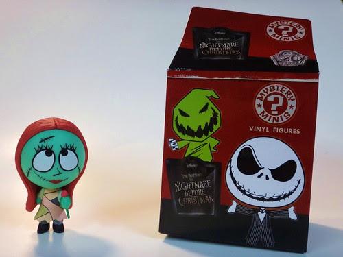 Funko Nightmare Before Christmas Mystery Mini