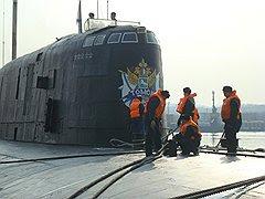 Комиссия завода «Звезда» пришла к выводу, что за возгорание на АПЛ «Томск» должен отвечать экипаж