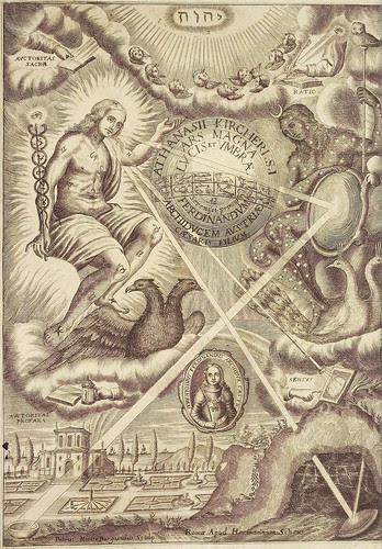 Ars Magna Lucis et Umbrae (frontispiece)