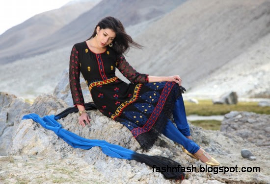 Indian-Pakistani-Casual-Shalwar-Kameez-Design-Churidar-Salwar-Kamiz-New-Trend-Fashion-Dress-