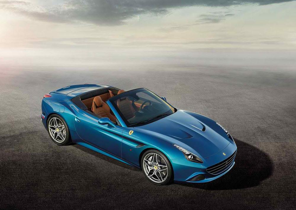 2015 Ferrari California T Pictures & 0-60 MPH Time