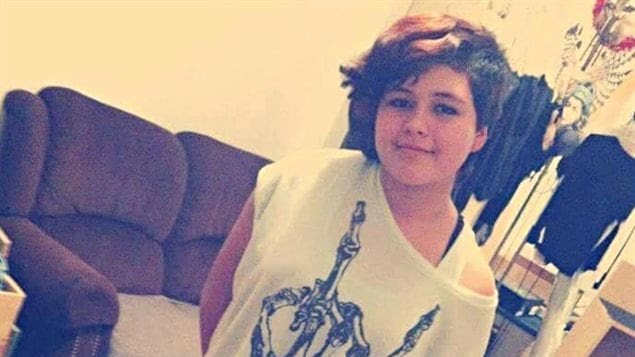 Émmanuelle Perron-Dubé, 12 ans, a été vue pour la dernière fois le 29 juin en après-midi.