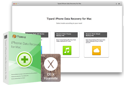 Mac iPhone Data Recovery \u2013 Recover Data from iPhone on Mac