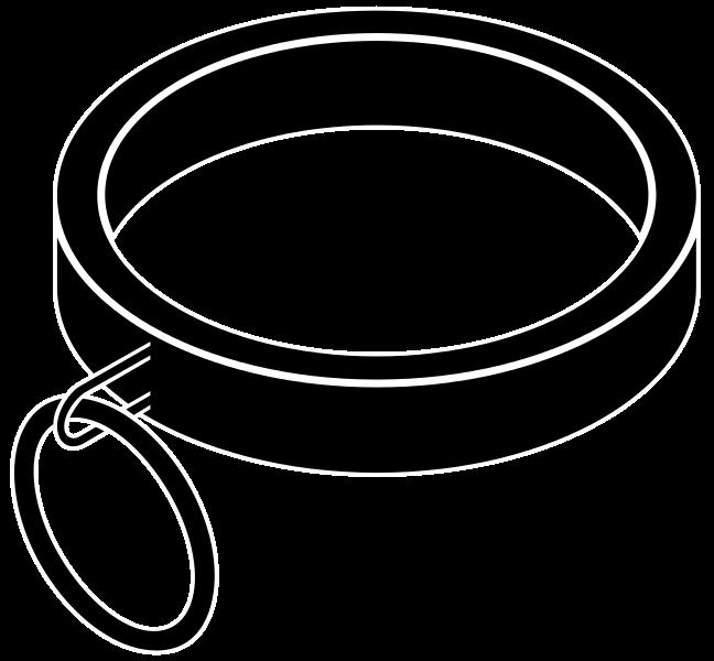 File:Isometric-Collar-BDSM.svg