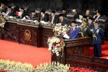 Presiden Jokowi di DPR (Foto Dok Sitkab)
