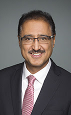 Photo - The Honourable Amarjeet Sohi - Click to open the Member of Parliament profile