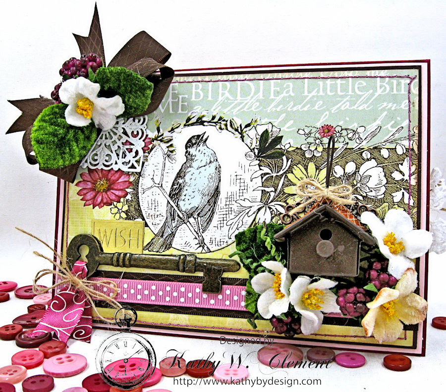 a-little-birdie-told-me-birhtday-card-by-kathy-clement-photo-2