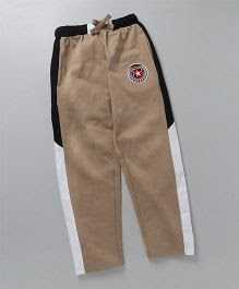 JusCubs Boys Fashion Track Pants  - Beige