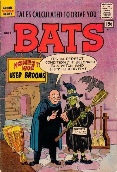 Bats #4 cover