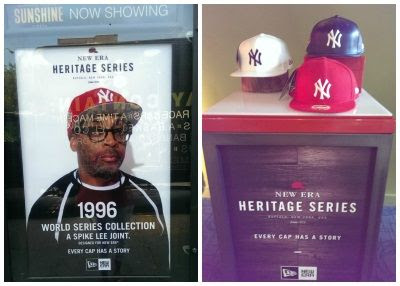 Spike Lee on Fashion Culture Panel for New Era Heritage Series