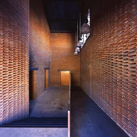 Warehouse 8B Arturo Franco Office For Architecture