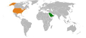SA & USA locator map