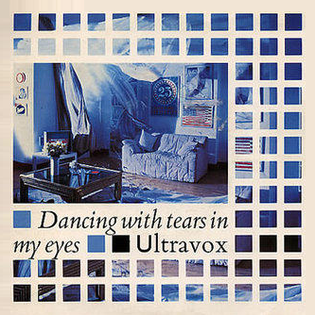 I M Dancing With Tears In My Eyes Lyrics