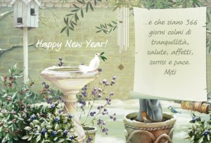 The Olive Tree - animated ecard by Jacquie Lawson