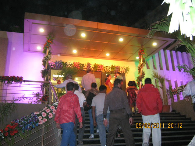 Inauguration of the First Club House in Kalpataru Estate Pimple Gurav -IMG_5237