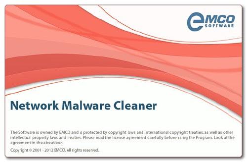 EMCO Network Malware Cleaner 4.9.10.100 Datecode 02.09.2013