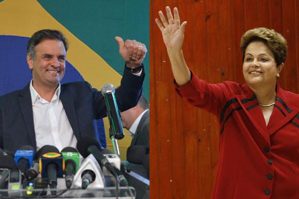 Aécio Neves volta à liderança na corrida presidencial, diz CNT/MDA