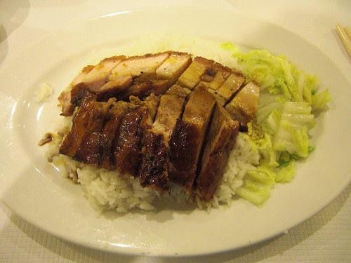 Roast Duck and Crispy Pork @ Four Seasons